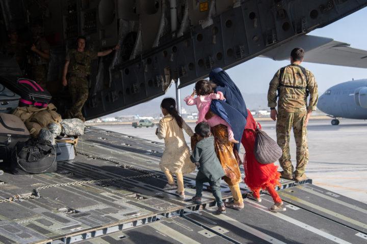 Evacueren