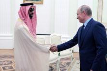 Het valt waarachtig niet mee een Arabische Bovenbaas te zijn