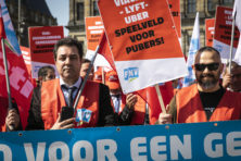 Vakbond wint in Uber-zaak. Chauffeurs verliezen