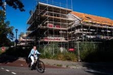 Aan woonprotest in Amsterdam doen vooral linkse clubs mee