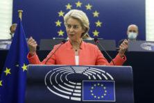 Vergeet Prinsjesdag. De Europese koningin regeert ons