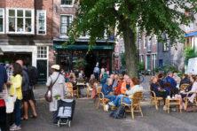 Eerste weekend waarin toegangsbewijs eis is voor café en museum