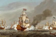 Hoe vader en zoon Van de Velde uitgroeiden tot 'koninklijke zeeschilders'