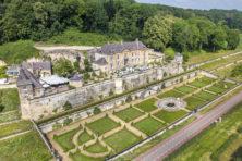 Herinneringen in het mergel van Château Neercanne