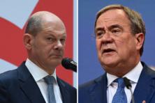Rommelige formatie zal beslissen wie nieuwe Duitse kanselier wordt