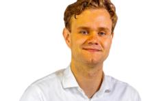 Stijn Kropman (23): 'Jongeren krijgen hier relatief veel kansen'