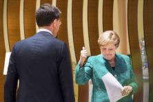 Met vertrek Merkel verandert er ook voor Nederland veel