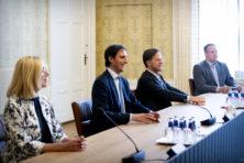 'VVD, CDA en D66 gaan tientallen miljarden lenen voor klimaat en stikstofcrisis'