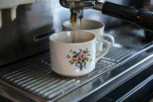 Ruim 12,1 kilo koffie per Fin