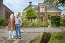 Romantiek en ruimte in pittoresk dorp