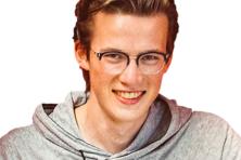 Dirk Lauret (25): 'Ik wil wat van de wereld zien'