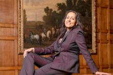 Sharda Nandram: 'Ik ben enorm nieuwsgierig, het nieuwe is mooi'